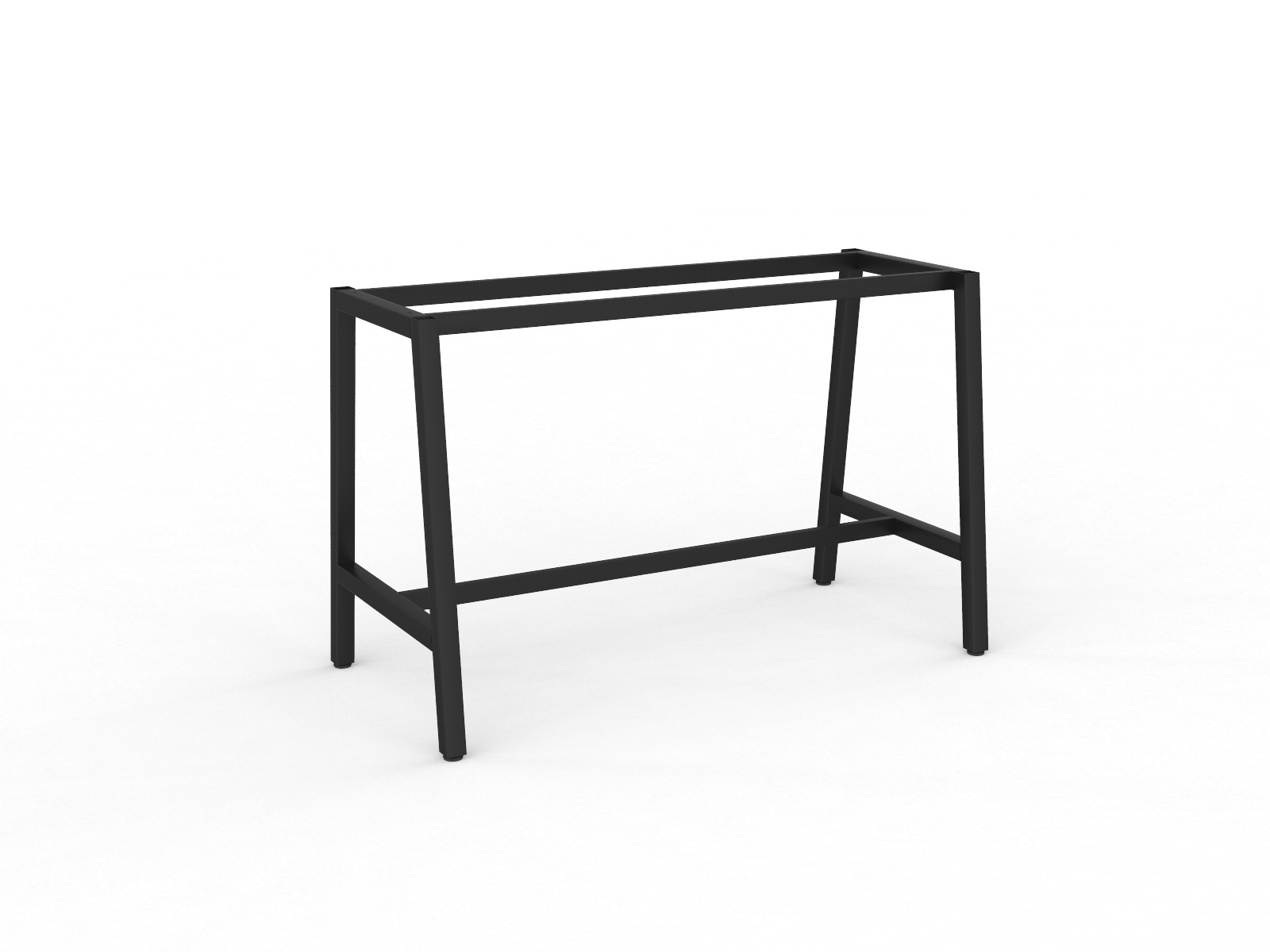 Testle Bar Leaner Black 1800x900